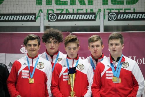 EM U16 Mannschaftsbewerb