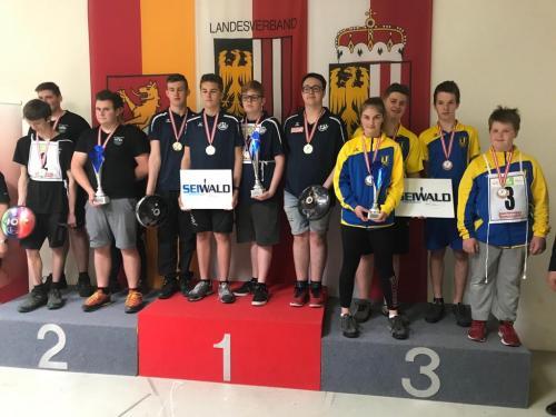 Österreich Grand Prix U16 am 01.05.2019 in Marchtrenk