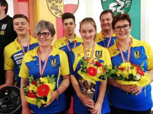 ÖM Mixed am 25.05.2019 in Klagenfurt